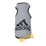 T-shirt Adidog Grigia