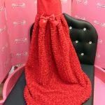 Vestitino Luxury rosso