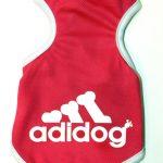 T-shirt Adidog Fucsia