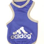T-shirt Adidog Blue